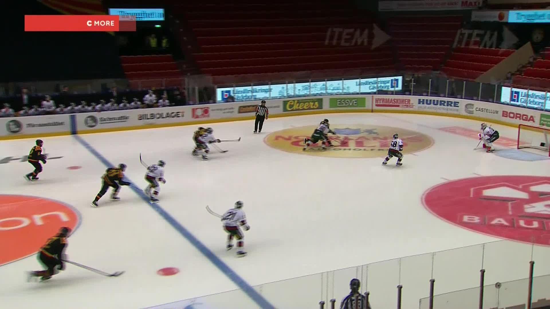 Brynäs IF - Frölunda HC 1-0