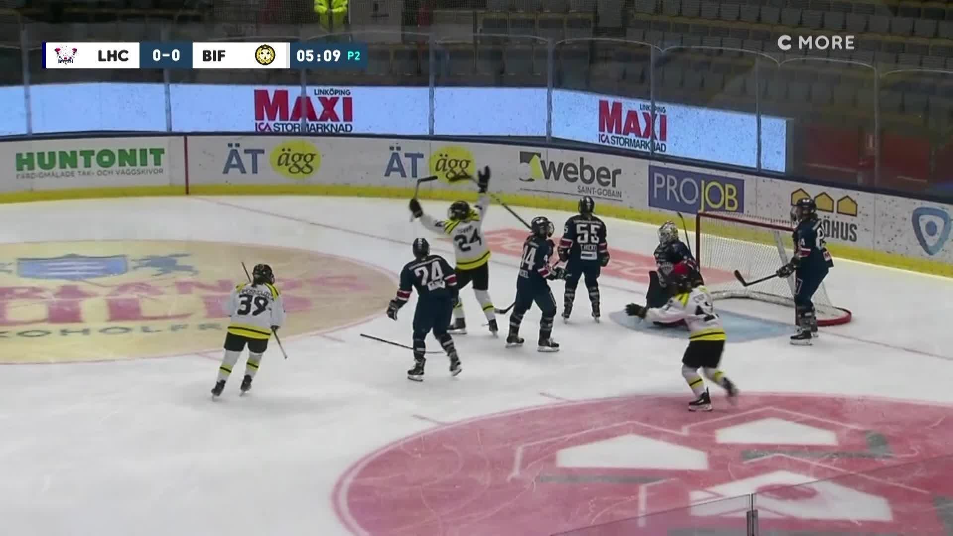 Höjdpunkter Erika Grahm Brynäs IF SDHL