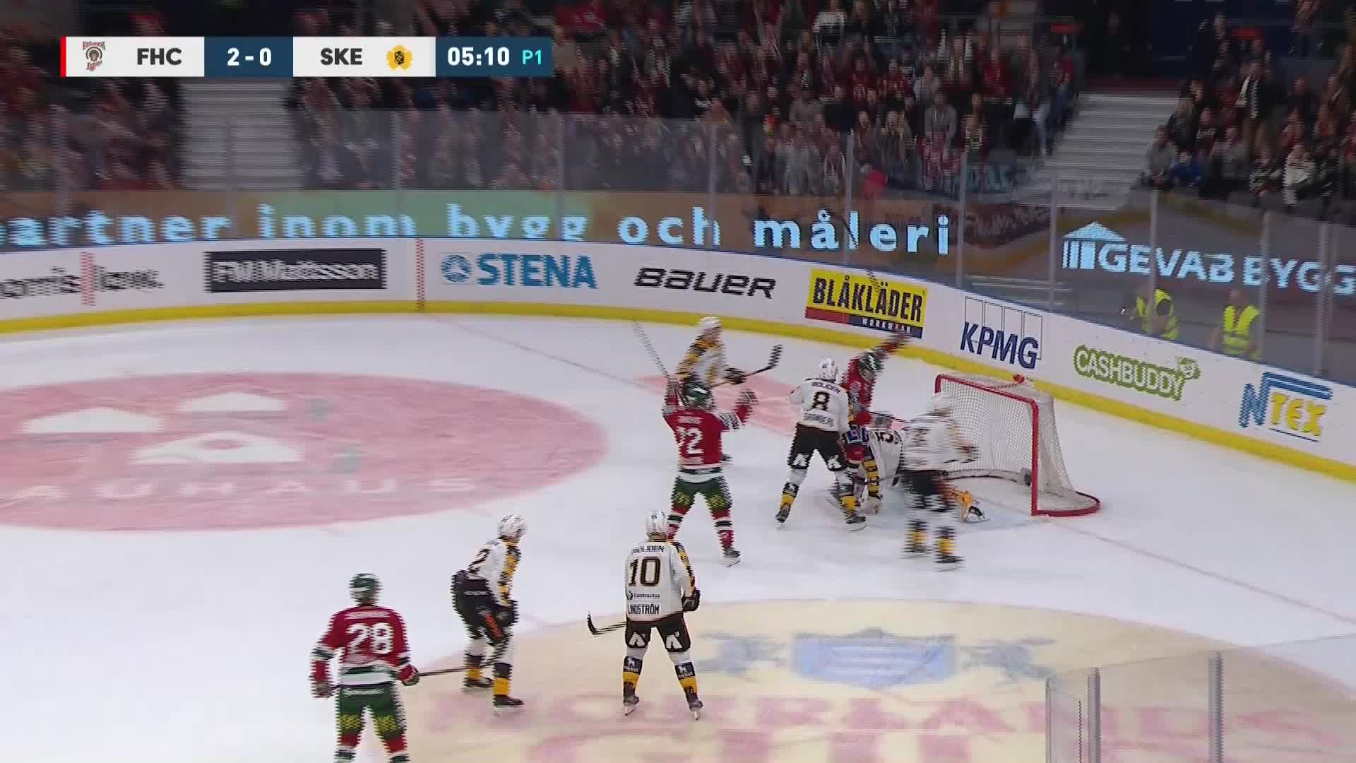 Frölunda HC - Skellefteå AIK 3-0