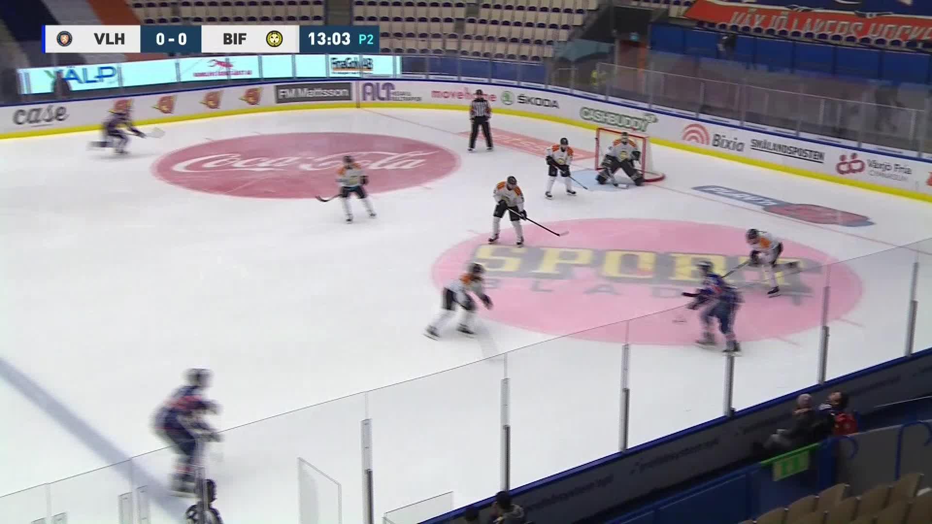 Växjö Lakers - Brynäs IF 1-0