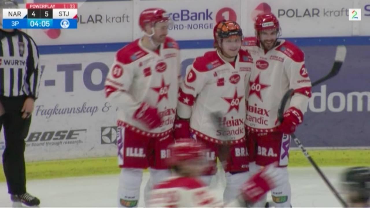 Narvik - Stjernen 4-6