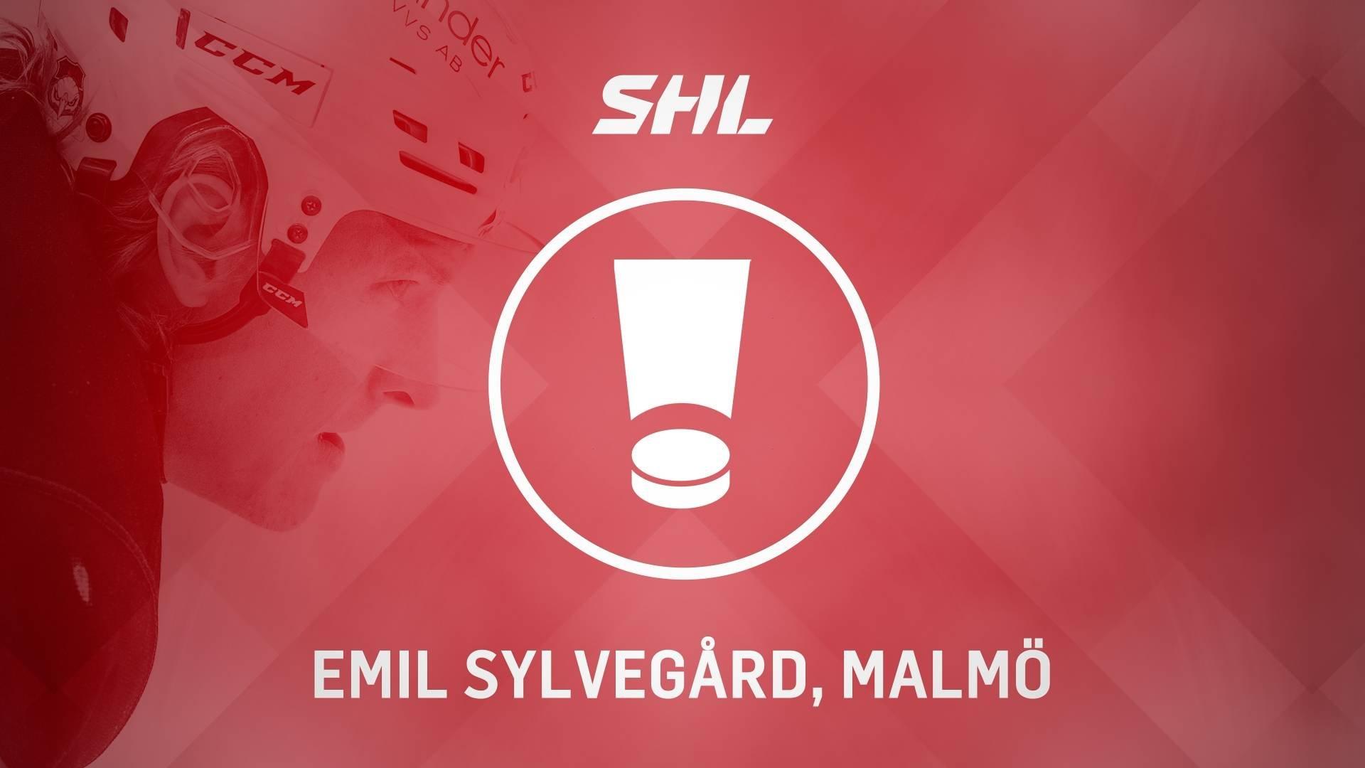 Ett utropstecken - Emil Sylvegård