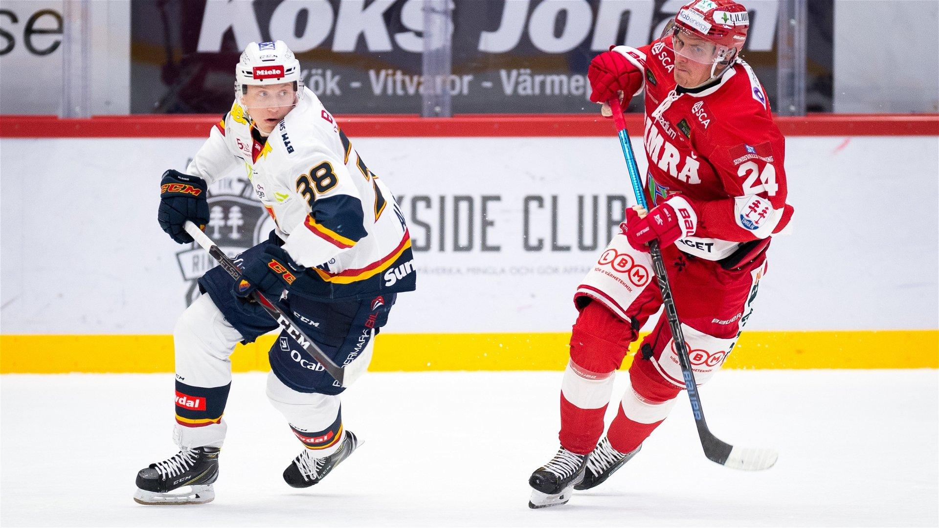 Timrå IK - Djurgården Hockey