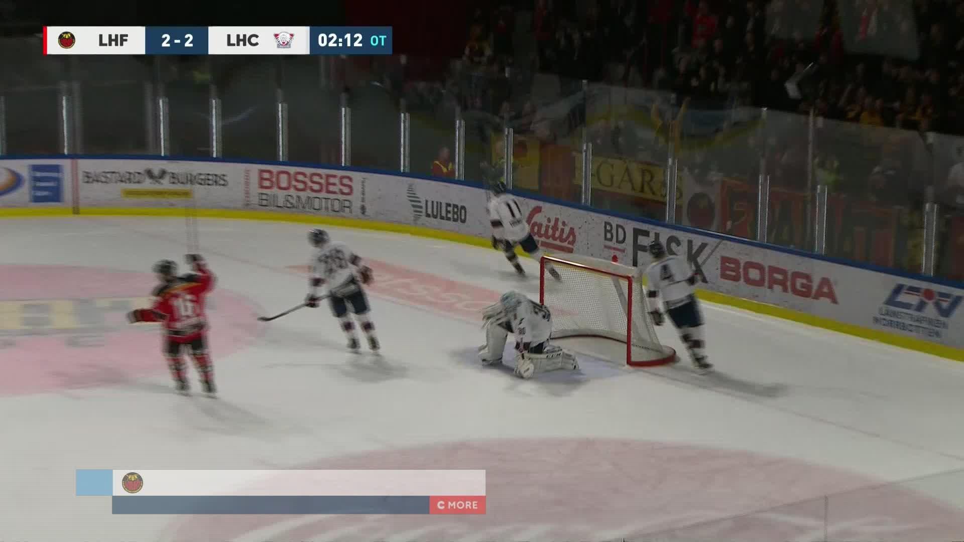 Luleå Hockey - Linköping HC 3-2