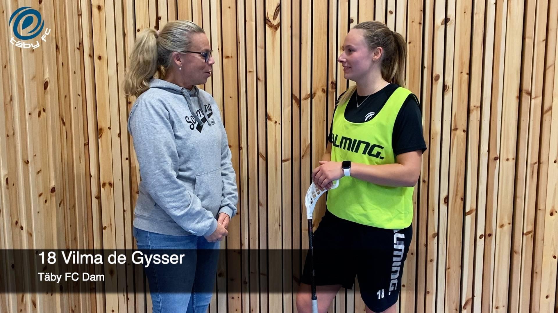 Speakers Corner #3 - Vilma de Gysser
