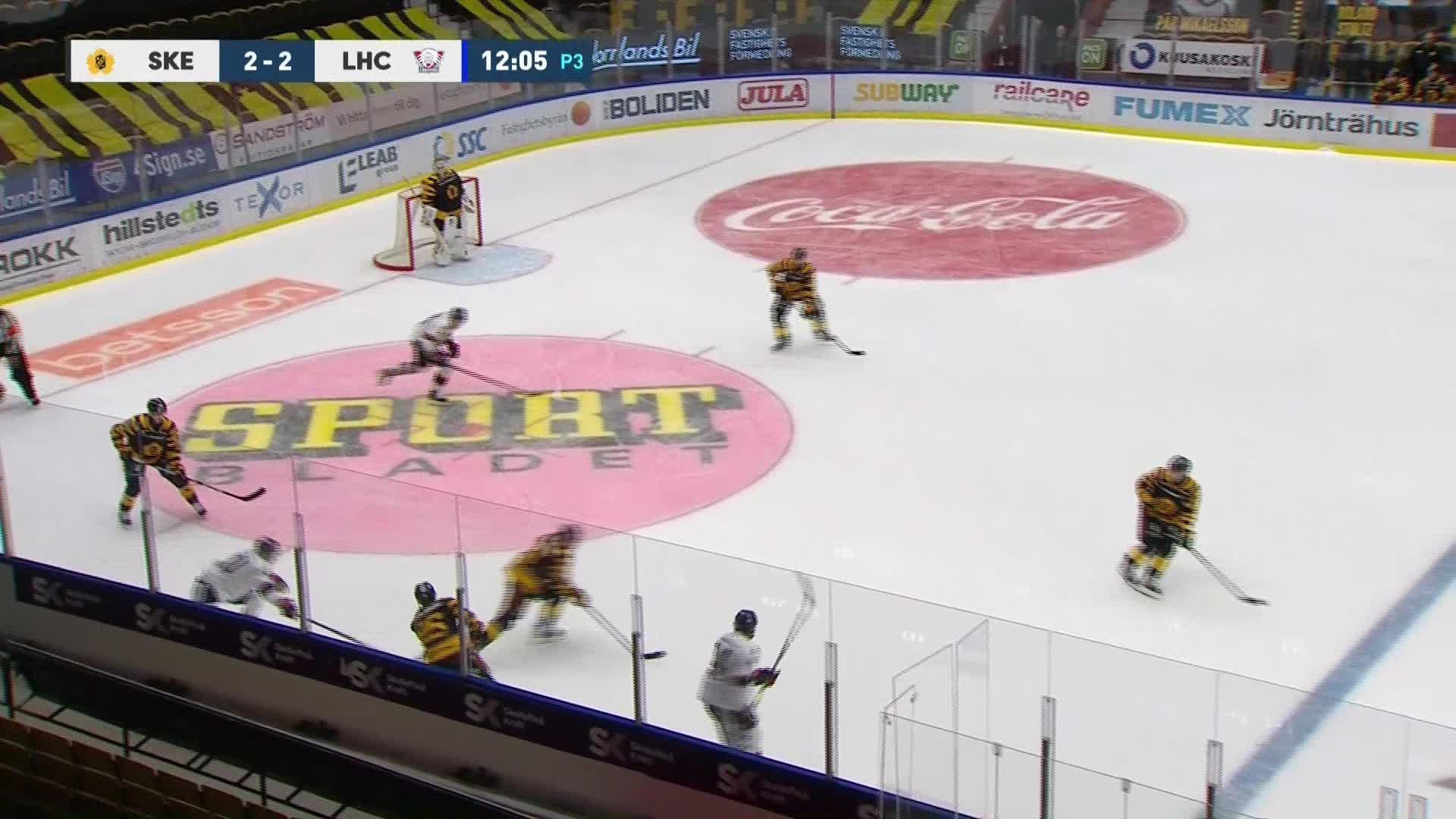 Skellefteå AIK - Linköping HC 3-2
