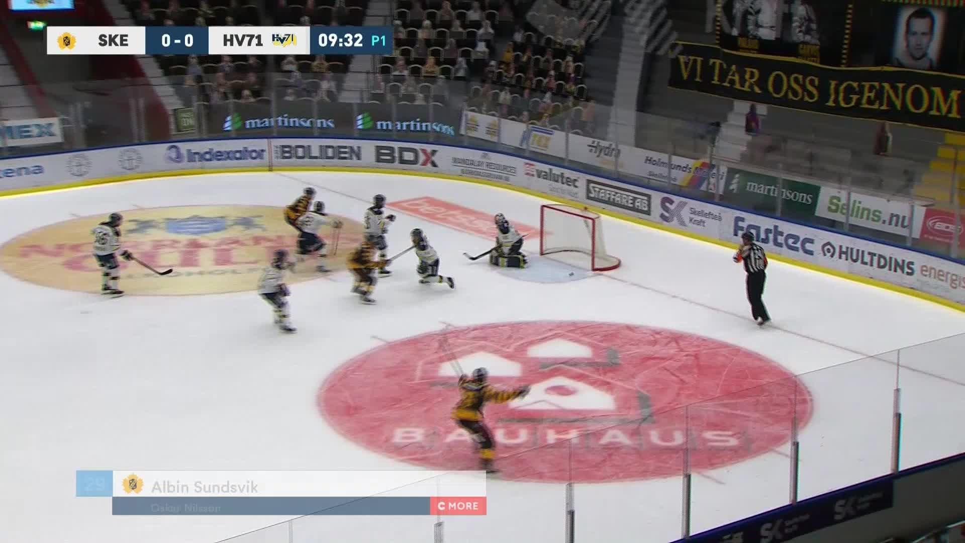 Skellefteå AIK - HV71 1-0