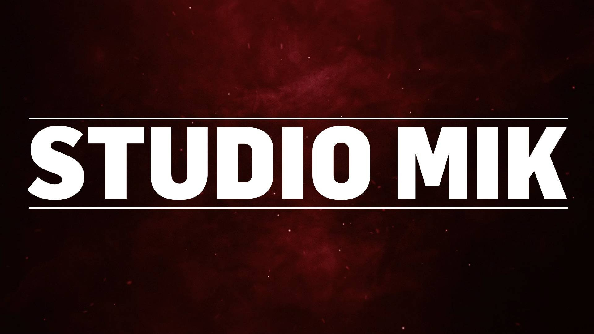Studio MIK 26 augusti 2021
