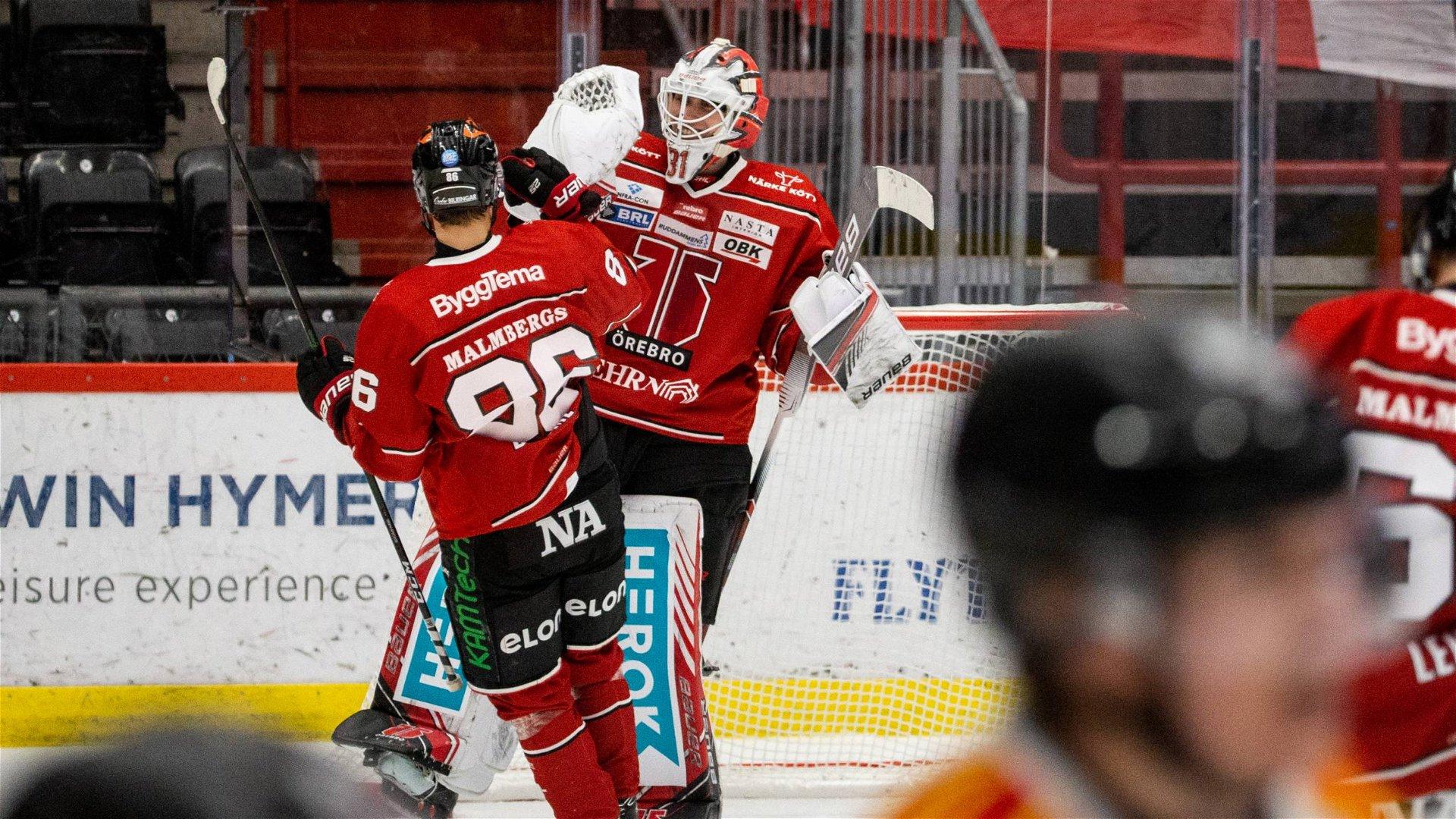 Örebro Hockey - Brynäs IF