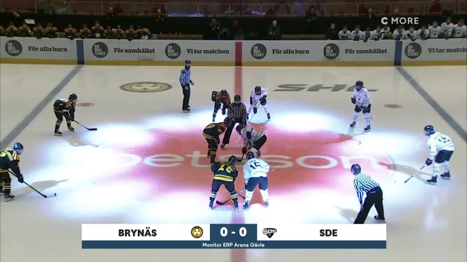 Highlights Brynäs-SDE 14 februari