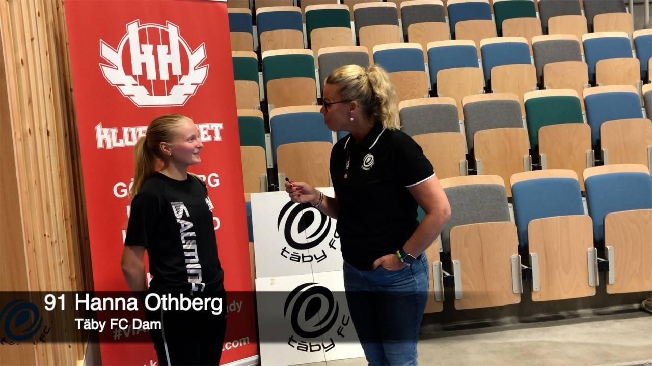 Speakers Corner #12 - Hanna Othberg