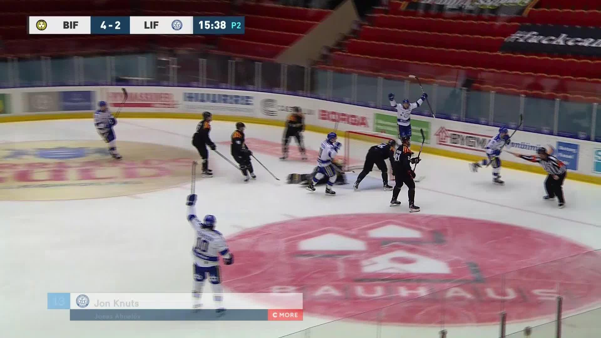 Brynäs IF - Leksands IF 4-3