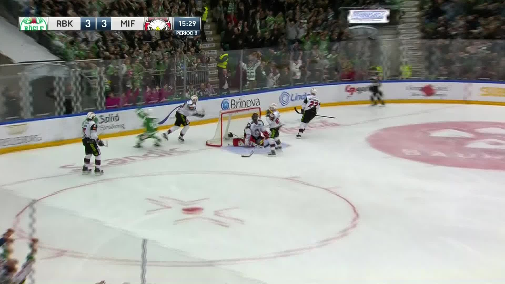 Rögle BK - Malmö Redhawks 4-3