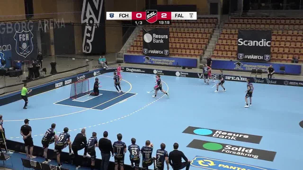 Highlights: FC Helsingborg-IBF Falun