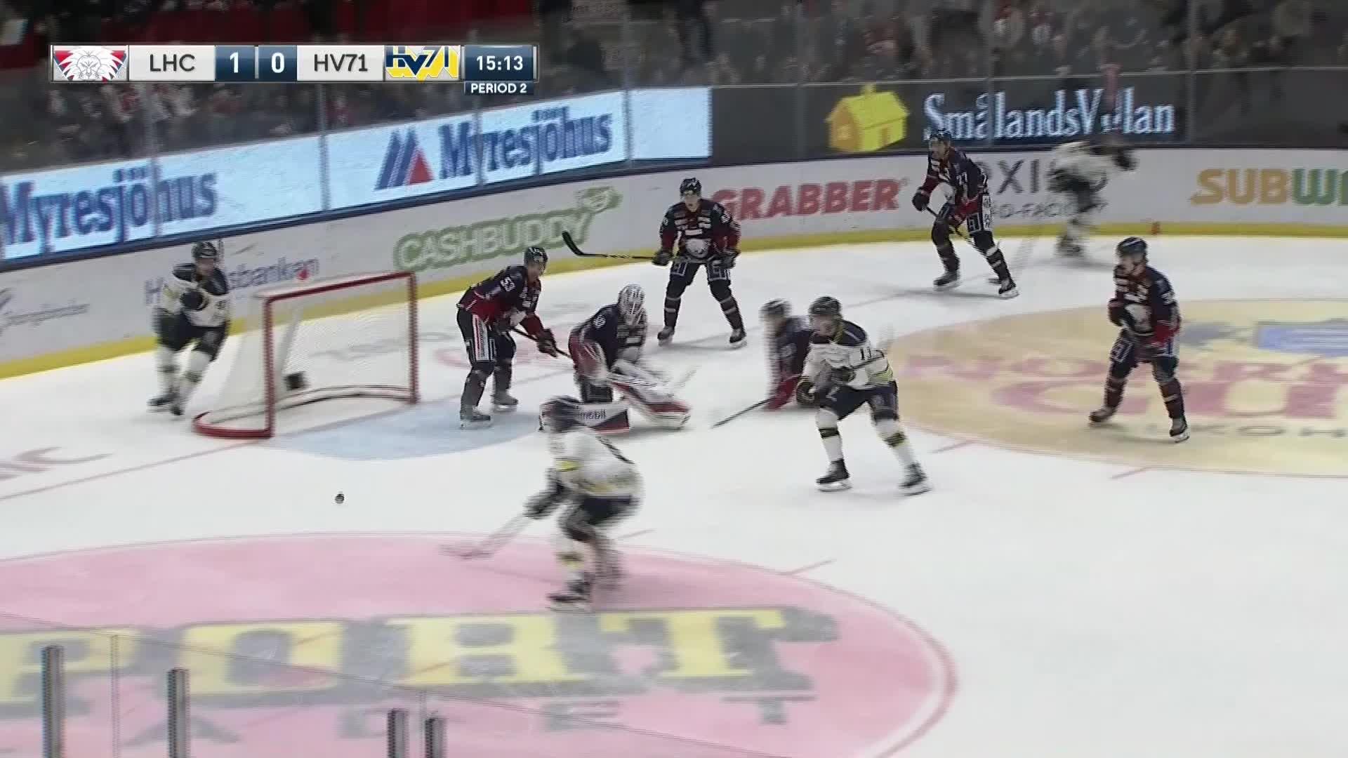 Linköping HC - HV71 1-1