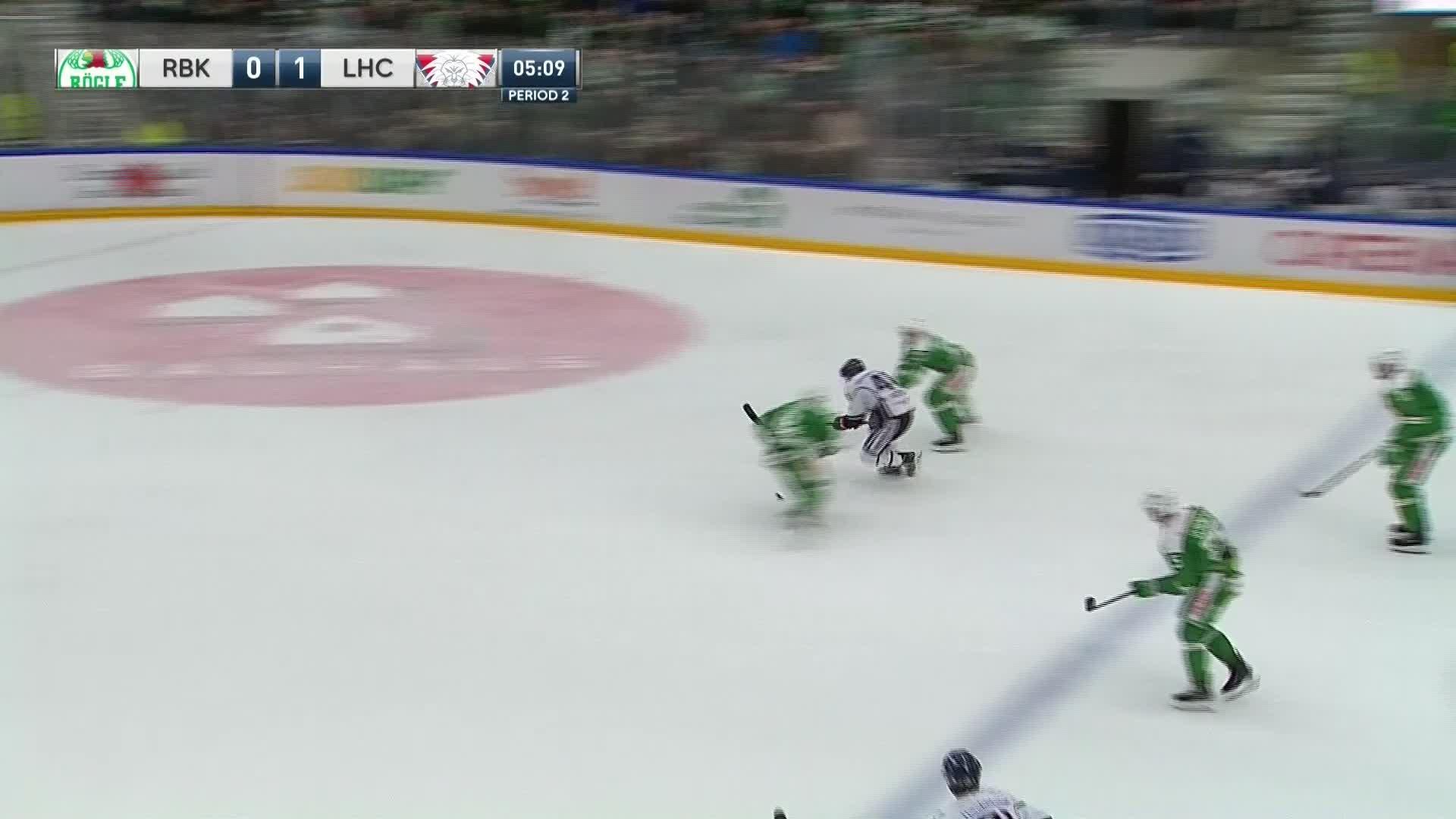 Rögle BK - Linköping HC 0-2