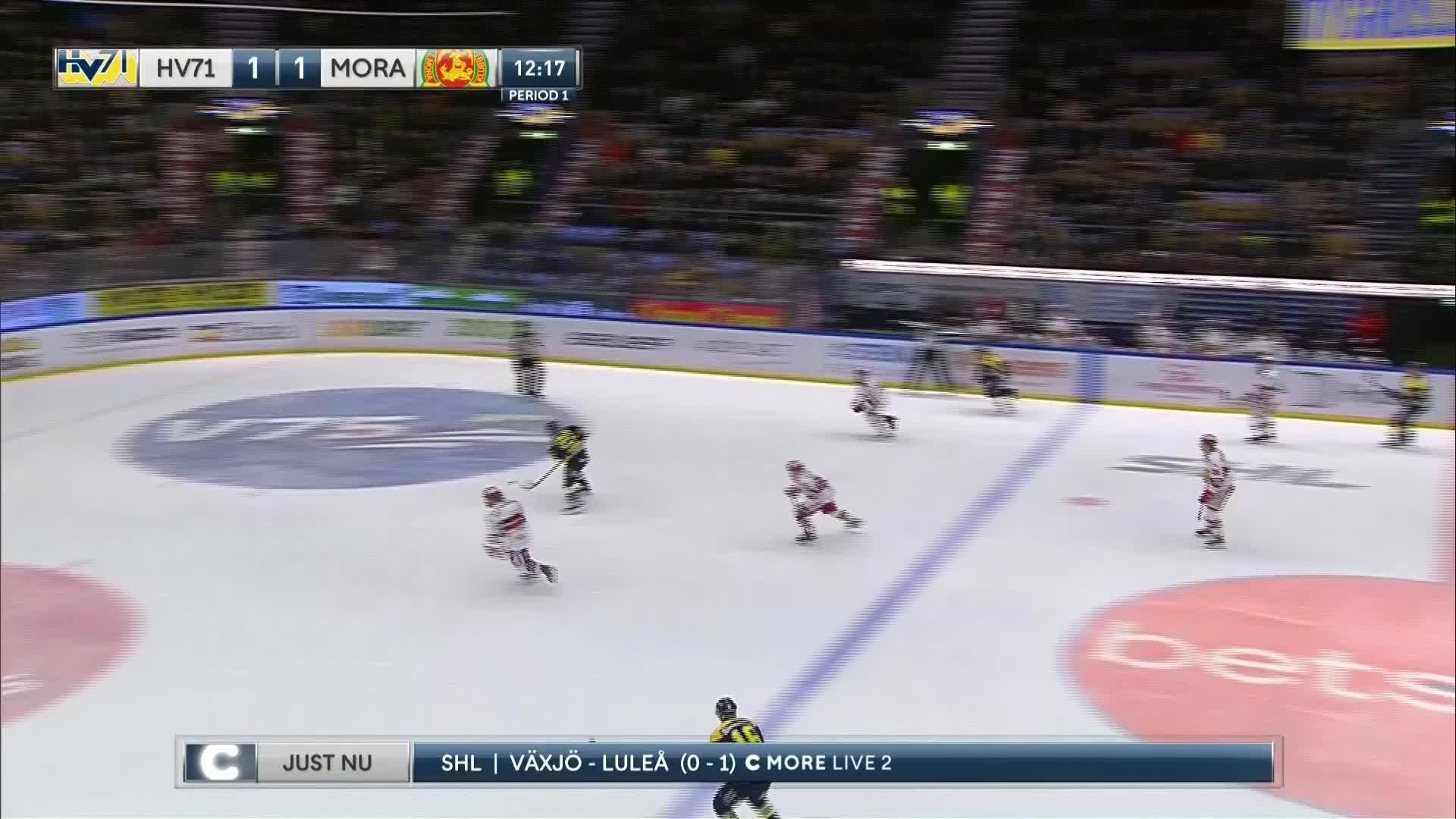 HV71 - Mora IK 2-1