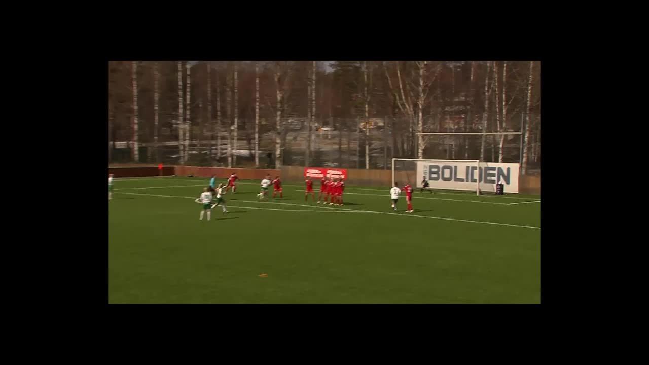Highlights: Morön BK - Älvsjö AIK FF