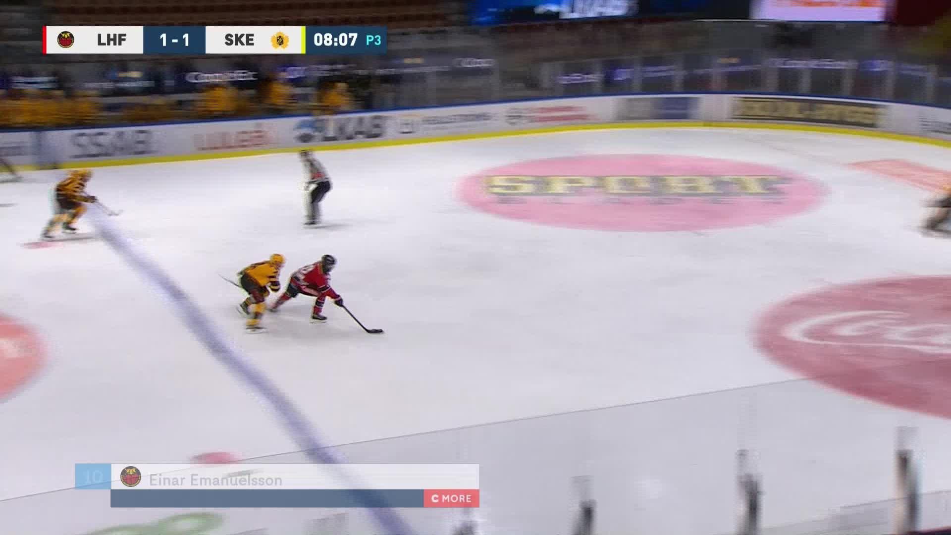 Luleå Hockey - Skellefteå AIK 2-1