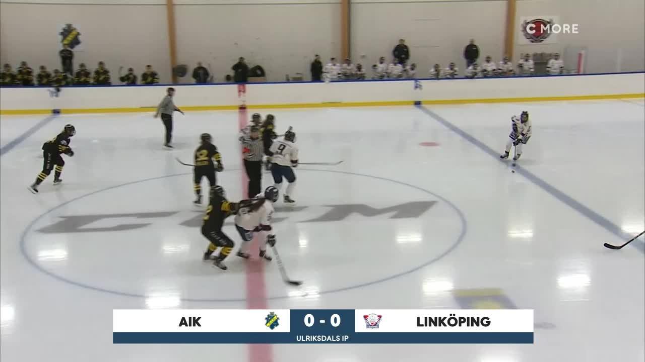 Hightlights: AIK-LHC 17 okt