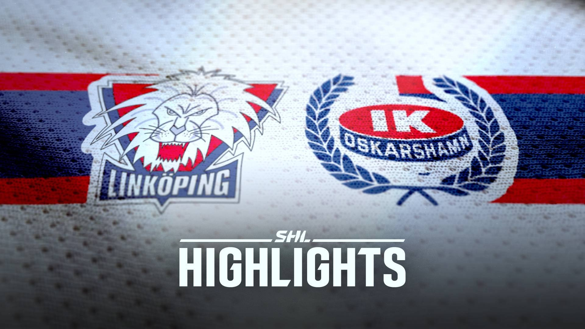 TV: Linköping HC - IK Oskarshamn
