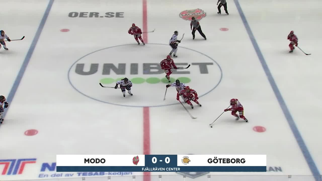 Highlights: Modo-Göteborg 18 okt