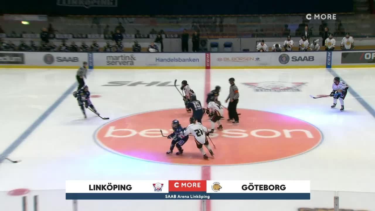 Highlights: Linköping-Göteborg 26 sept