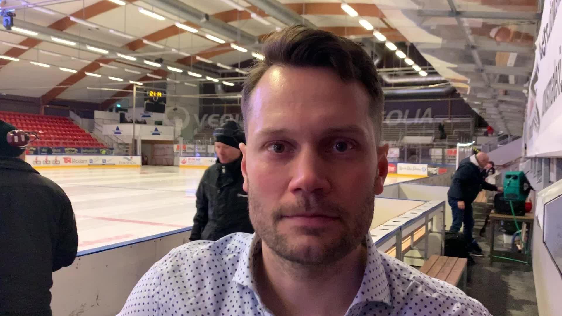 Martin Gudmundsson efter Kristianstad