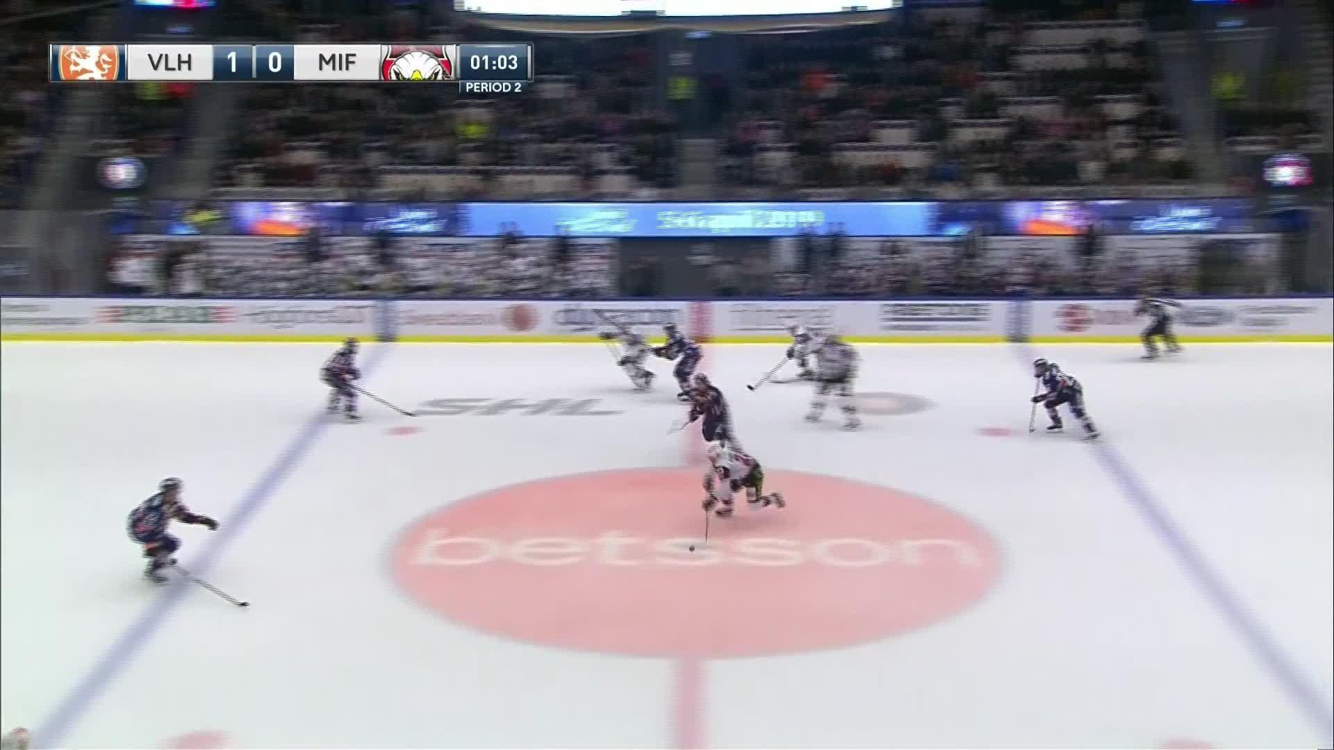 Växjö Lakers - Malmö Redhawks 1-1