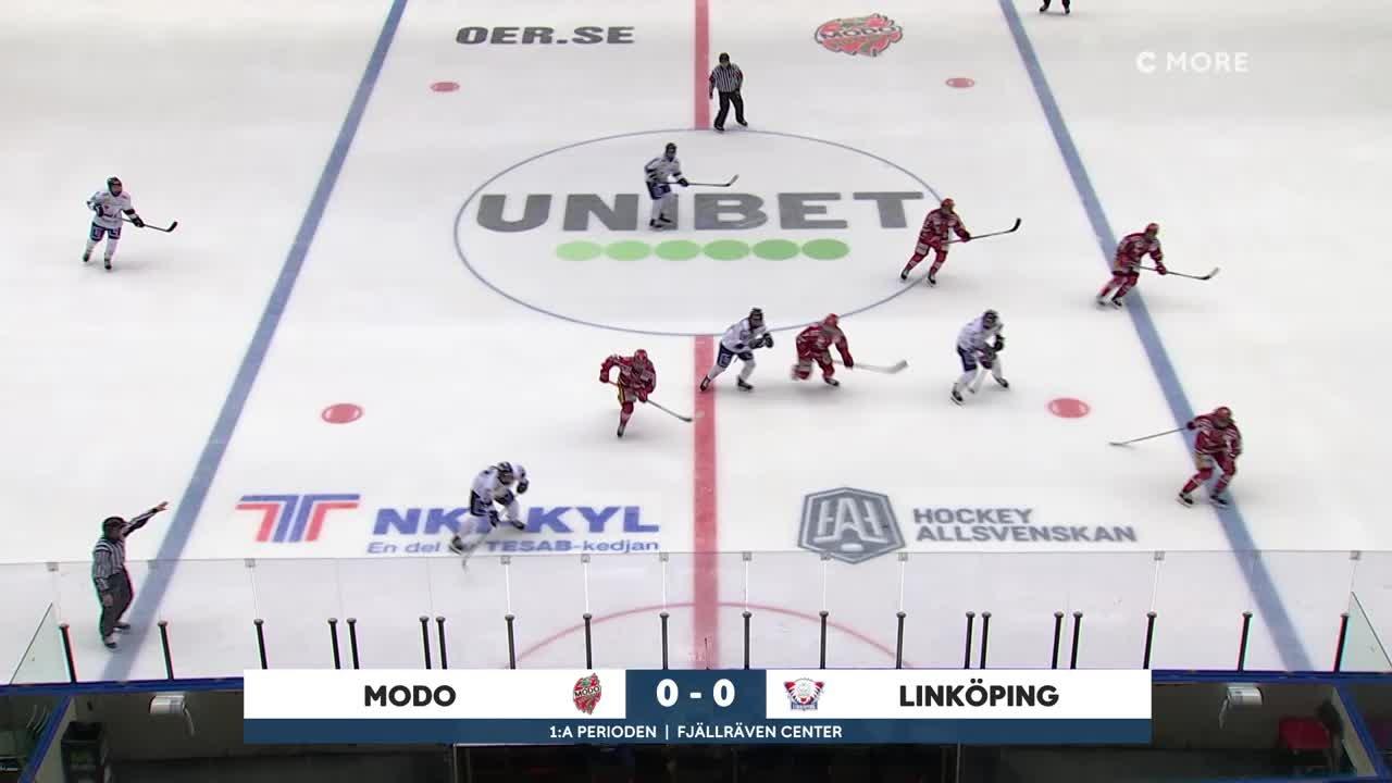Highlights: Modo-Linköping