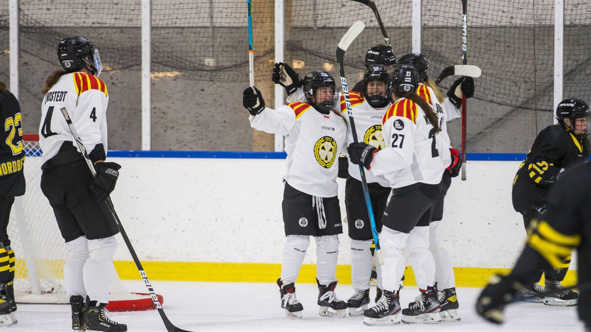Highlights: AIK-Brynäs 18 sept