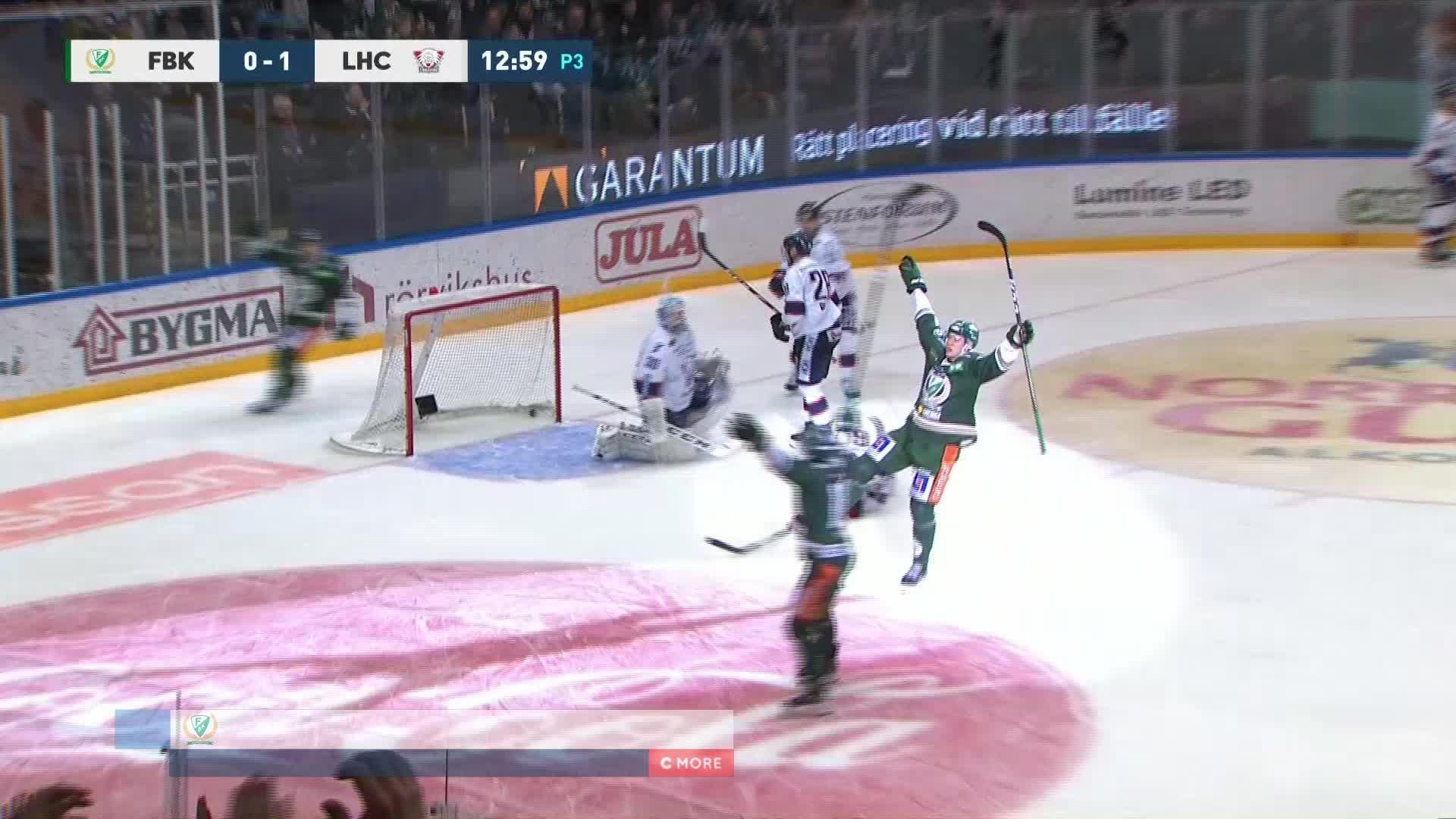 Färjestad BK - Linköping HC 1-1