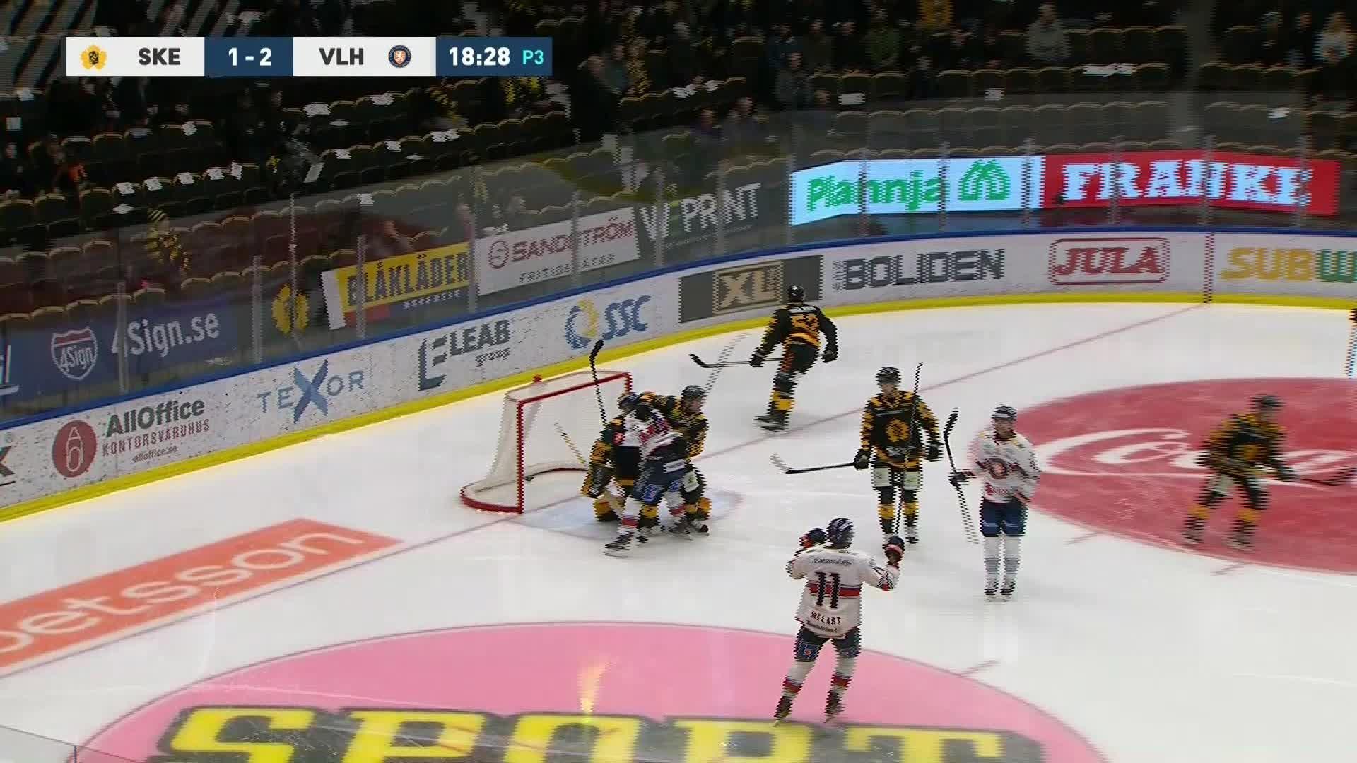 Skellefteå AIK - Växjö Lakers 1-3