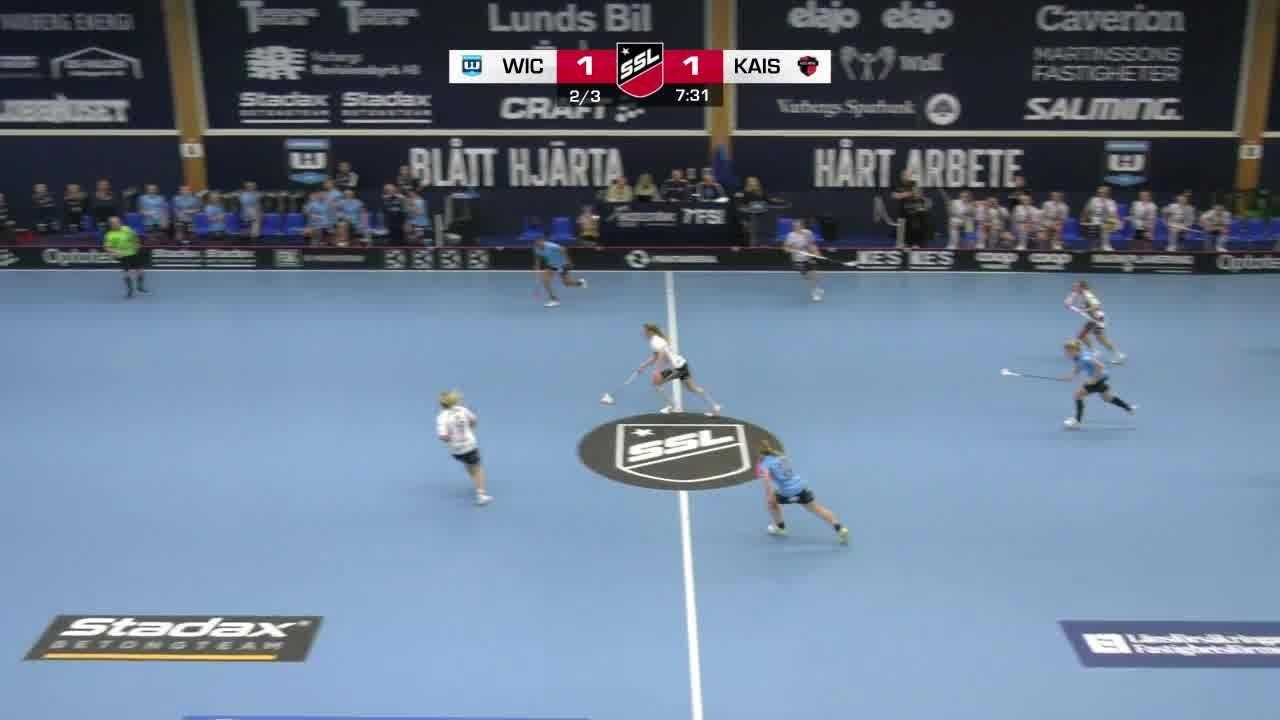 Highlights: Warberg IC - KAIS Mora