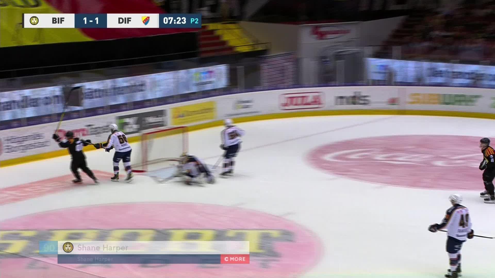 Brynäs IF - Djurgården Hockey 2-1