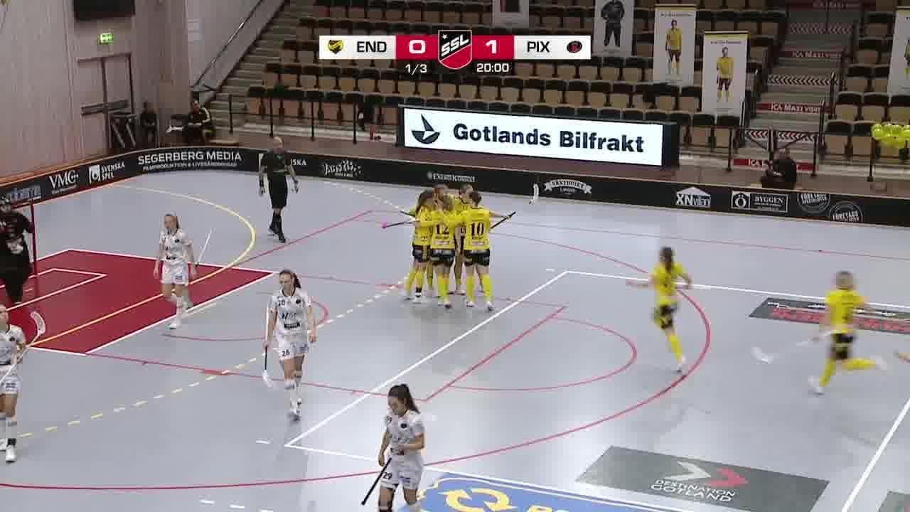 Highlights Endre IF-Pixbo Wallenstam IBK