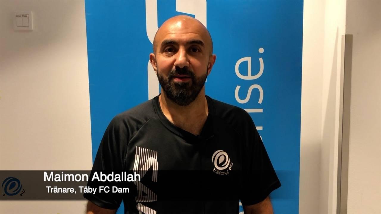 Speakers Corner #8, Maimon Abdallah