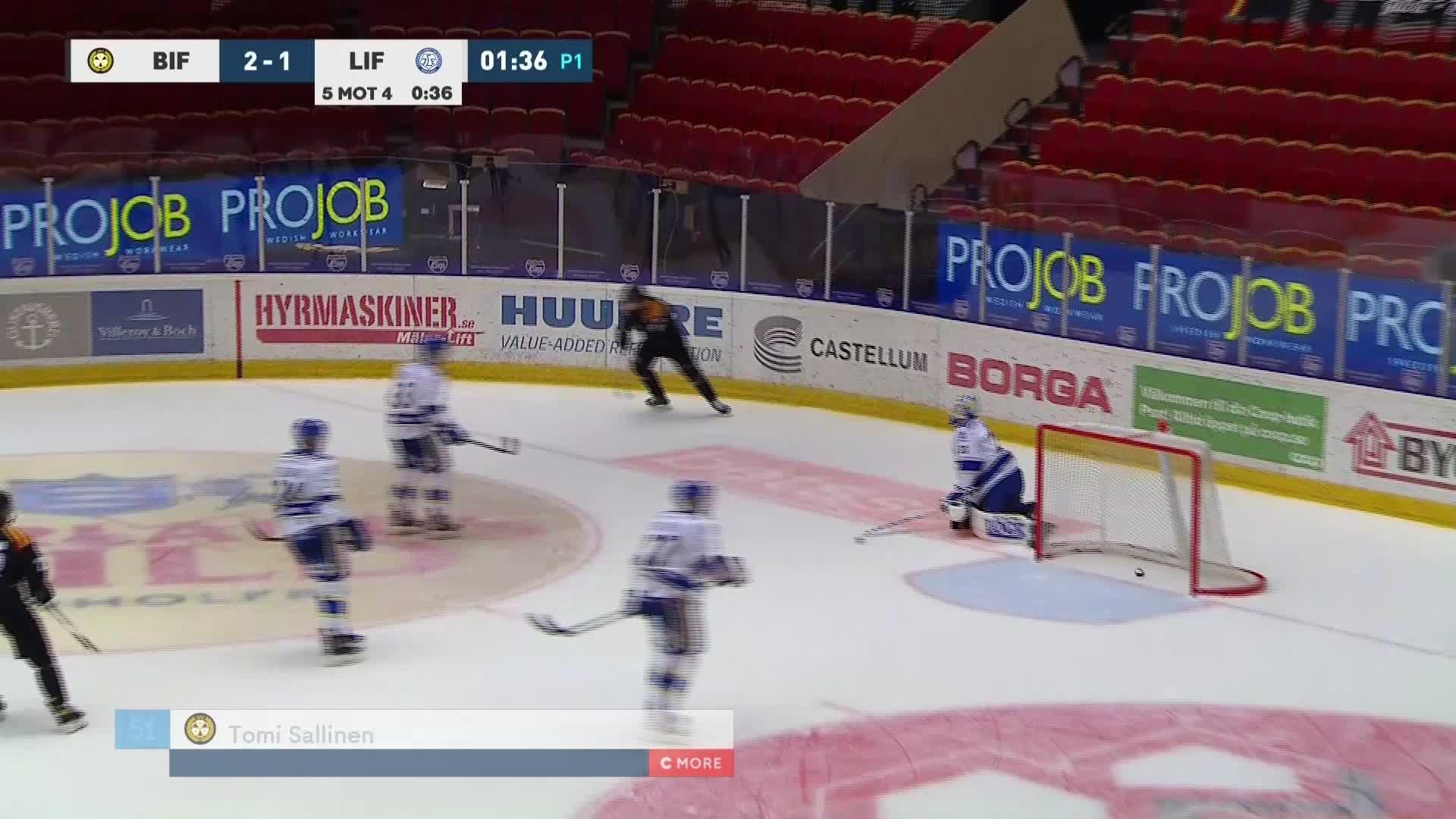 Brynäs IF - Leksands IF 3-1
