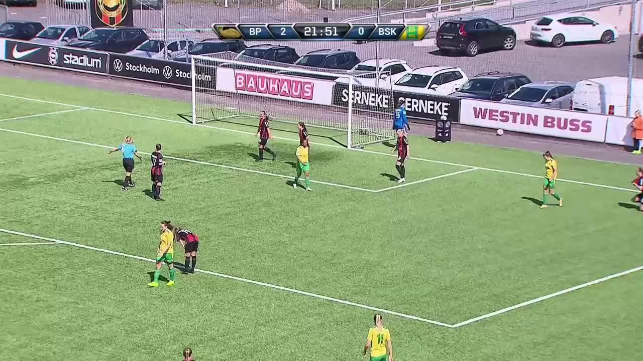 Highlights: Brommapojkarna-Bollstanäs SK
