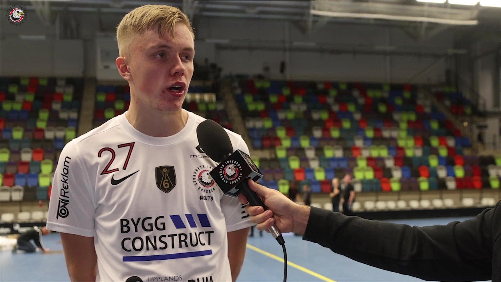 """Liam Åström """"Gör det som krävs för att vinna"""""""