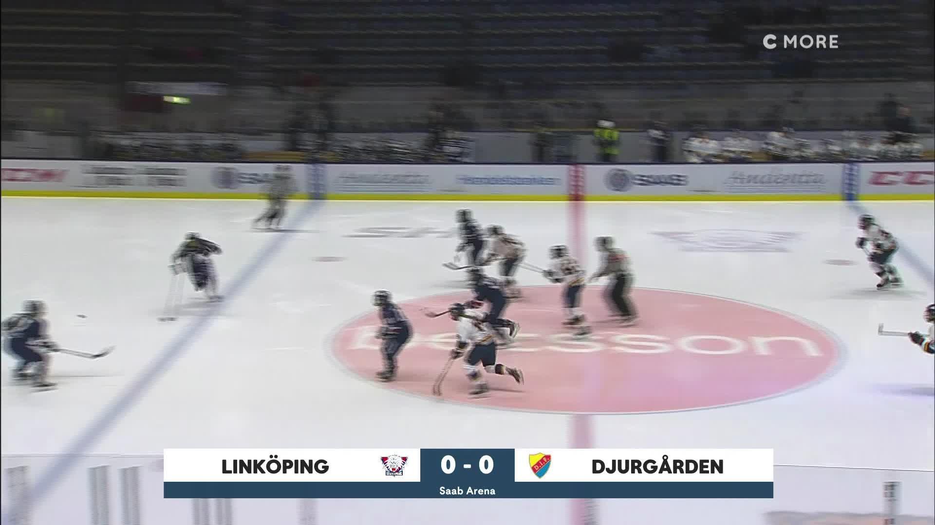 Highlights Linköping-Djurgården 11 februari
