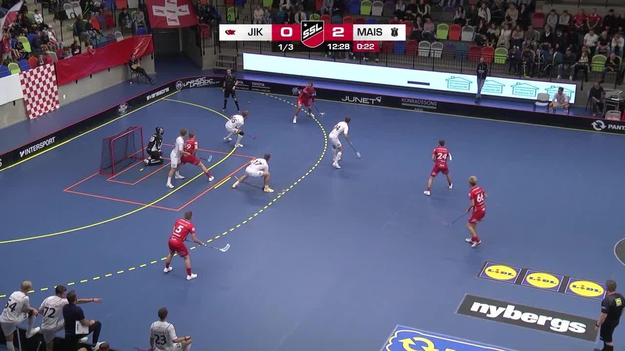Highlights: Jönköpings IK-Mullsjö AIS