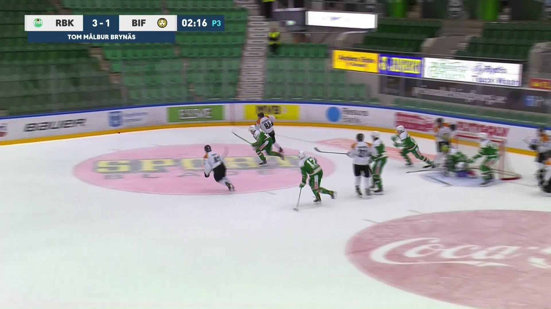 Rögle BK - Brynäs IF 4-1
