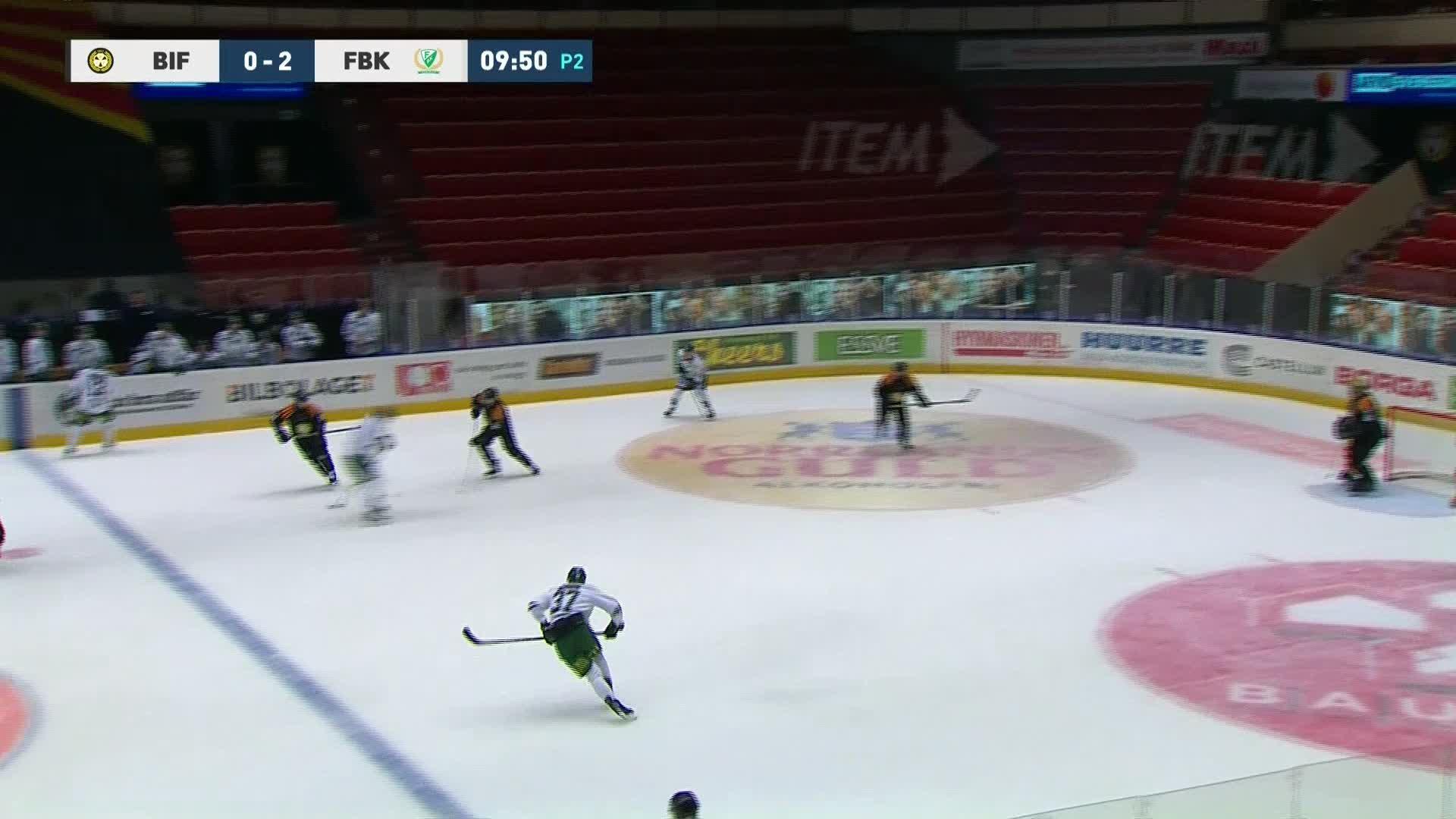 Brynäs IF - Färjestad BK 1-2