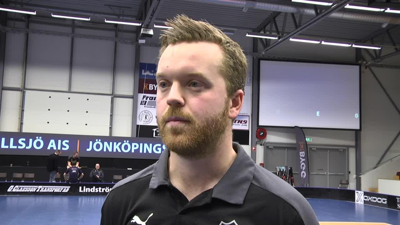 """Johan Nygårdh """"En rätt komfortabel seger"""""""