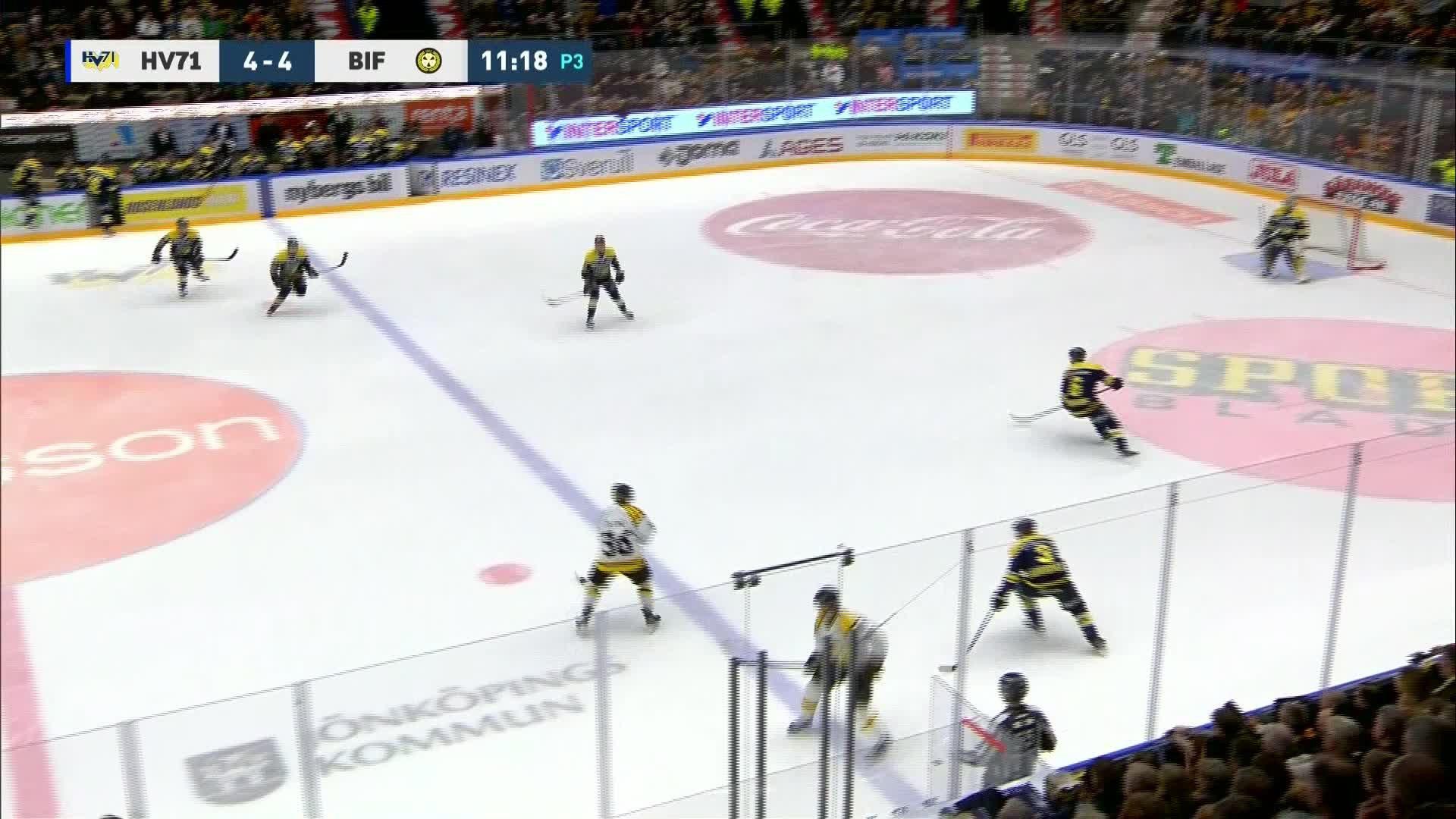 HV71 - Brynäs IF 5-4