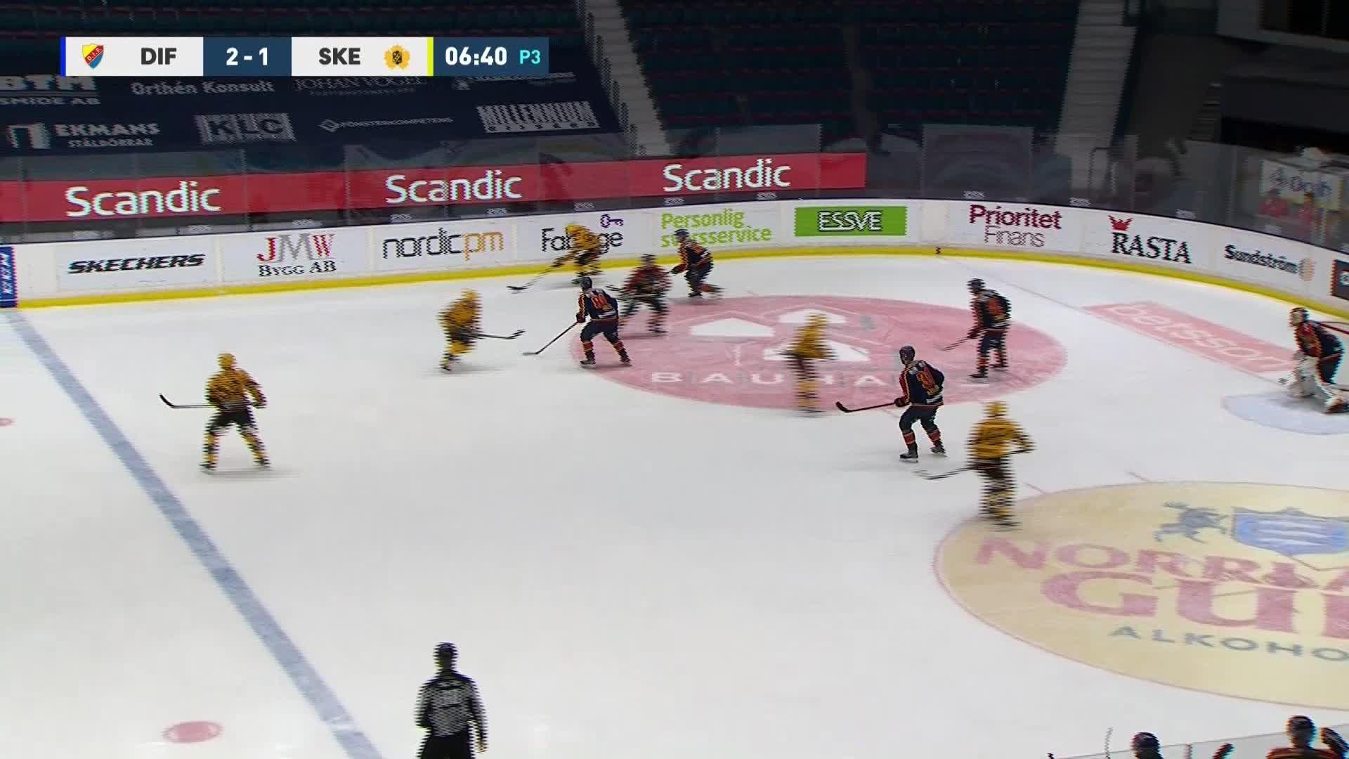 Djurgården Hockey - Skellefteå AIK 2-2