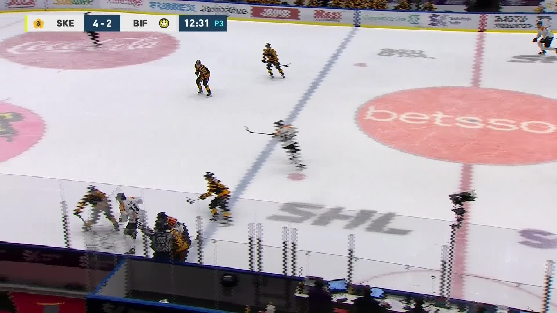 Skellefteå AIK - Brynäs IF 4-3