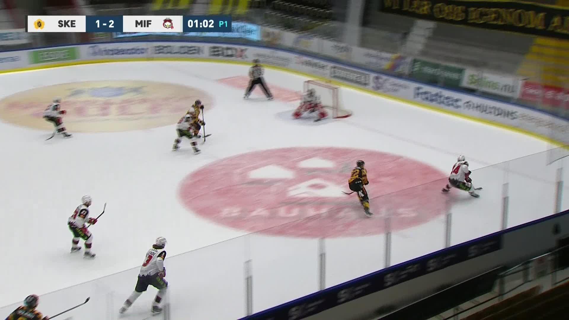 Skellefteå AIK - Malmö Redhawks 1-3