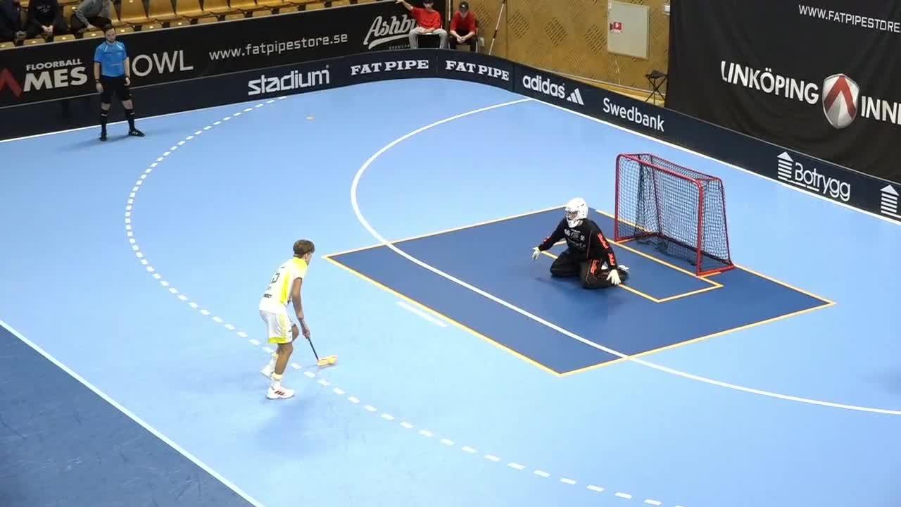 Highlights: Linköping Innebandy-Team Thorengruppen